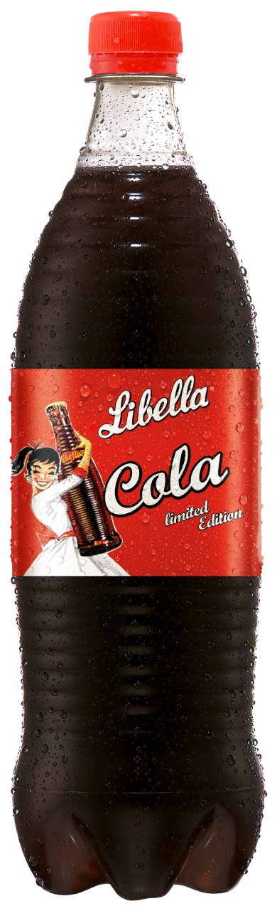 Libella Cola PET 1,0l