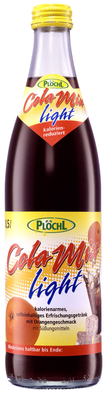 Plöchl Cola Mix Light