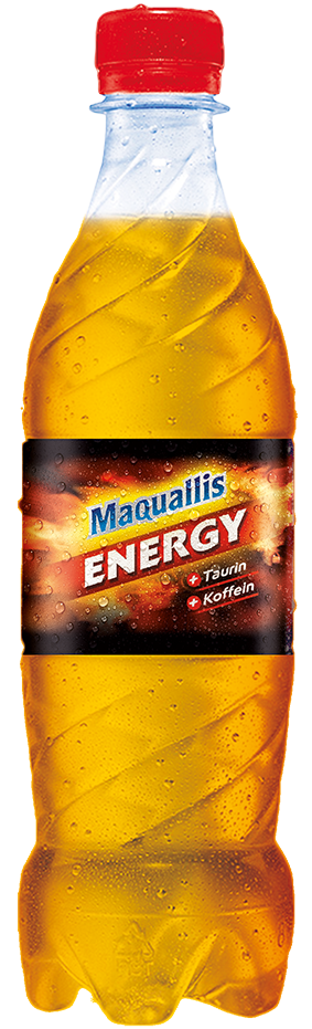 Maquallis Energy PET 0,5l