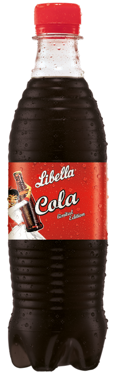 Libella Cola PET 0,5l